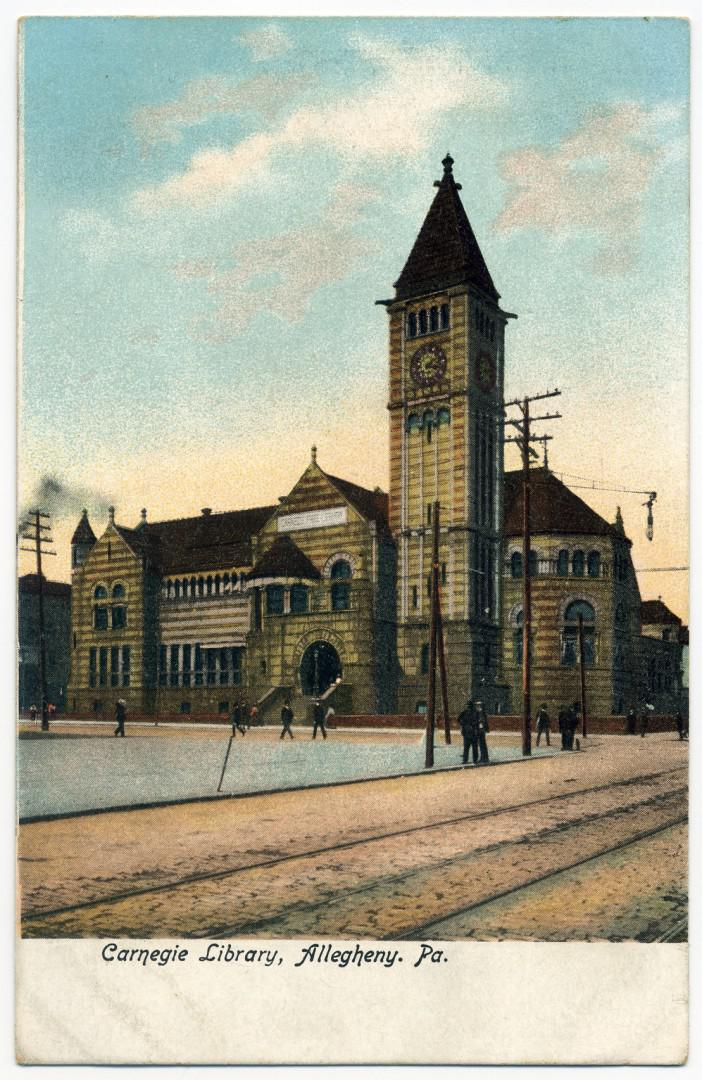 Alleghenny: Carnegie Library