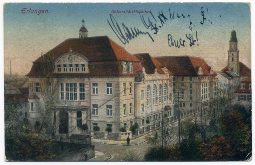 Erlangen: Universitätsbibliothek