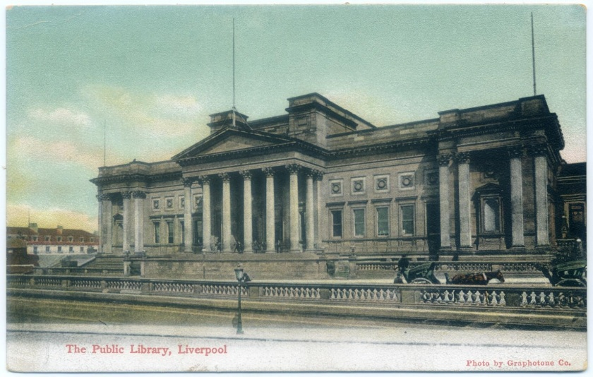 Liverpool: Central Library