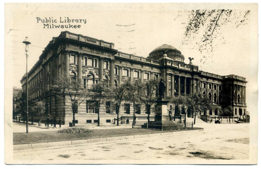 Milwaukee: Public Library and Museum