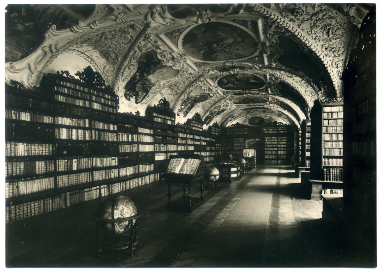 Prag: Kloster Strahov, Theologische Saal