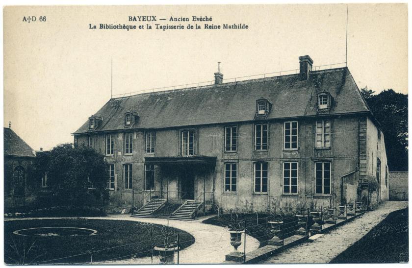 Bayeux: Bibliothèque municipale