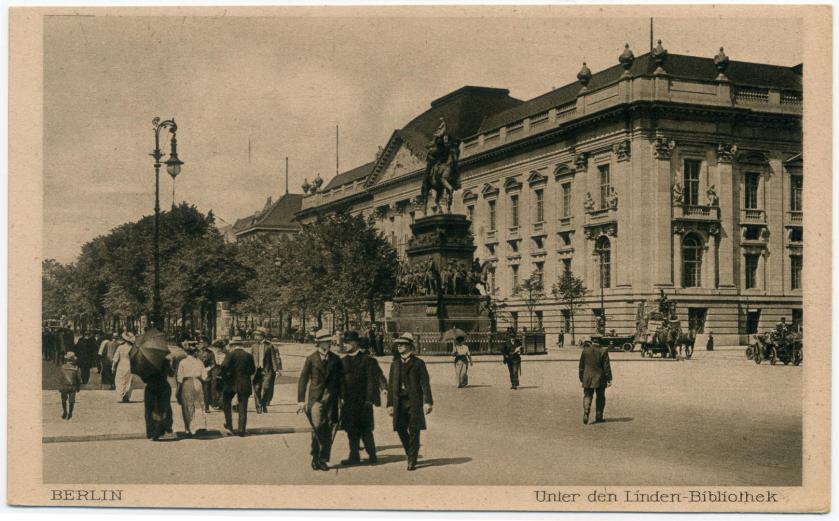 Berlin: Neue Königliche Bibliothek