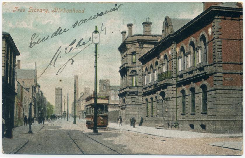 Birkenhead: Free Library