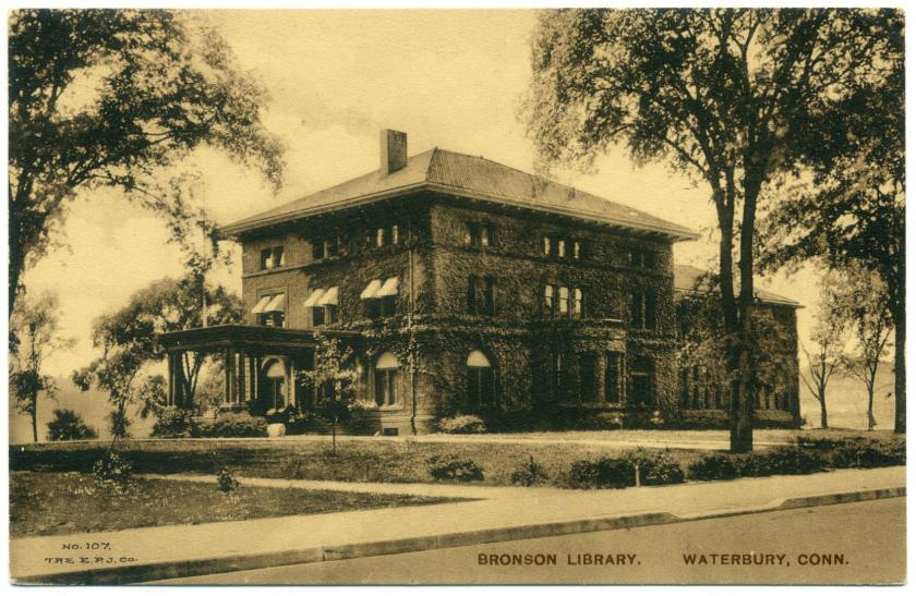 Waterbury: Bronson Library