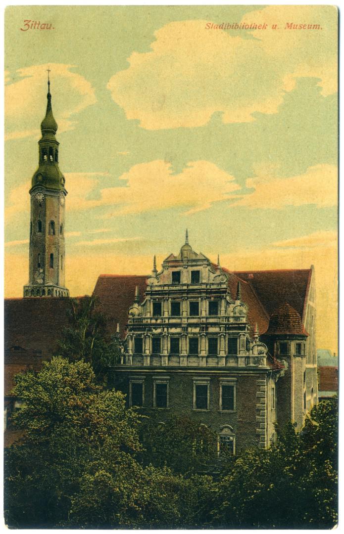 Zittau: Stadtbibliothek