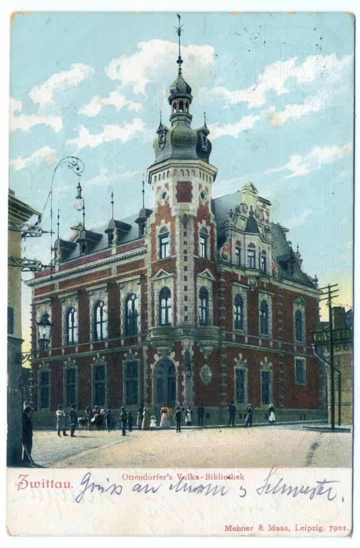 Zwittau: Ottendorfer's Volks-Bibliothek