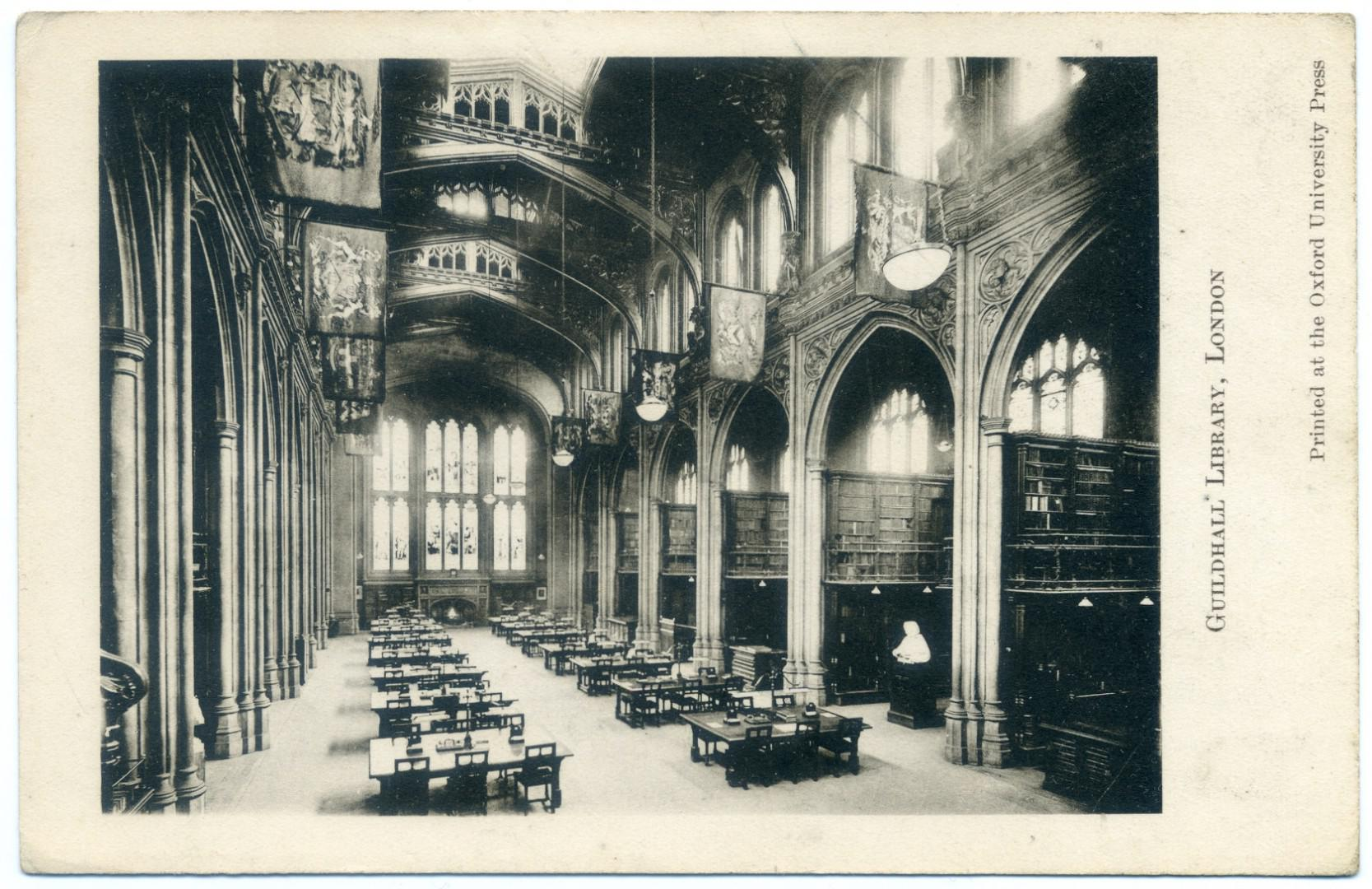 London: Guildhall Library