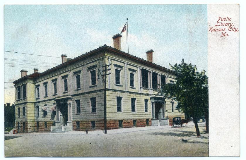 Kansas City: Public Library