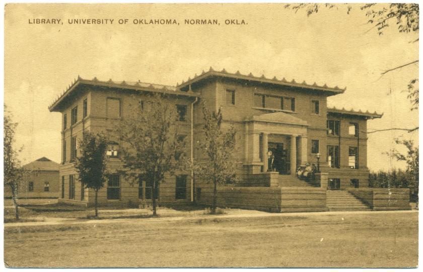 Norman: University of Oklahoma, Library