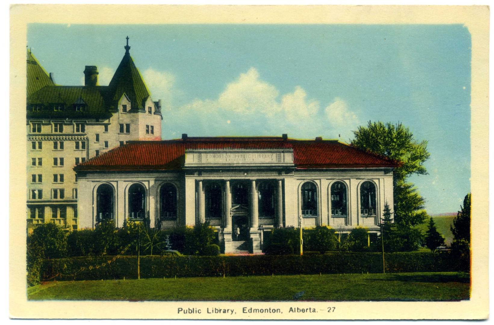 Edmonton: Public Library