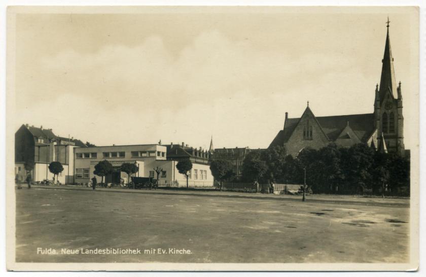 Fulda: Hessische Landesbibliothek