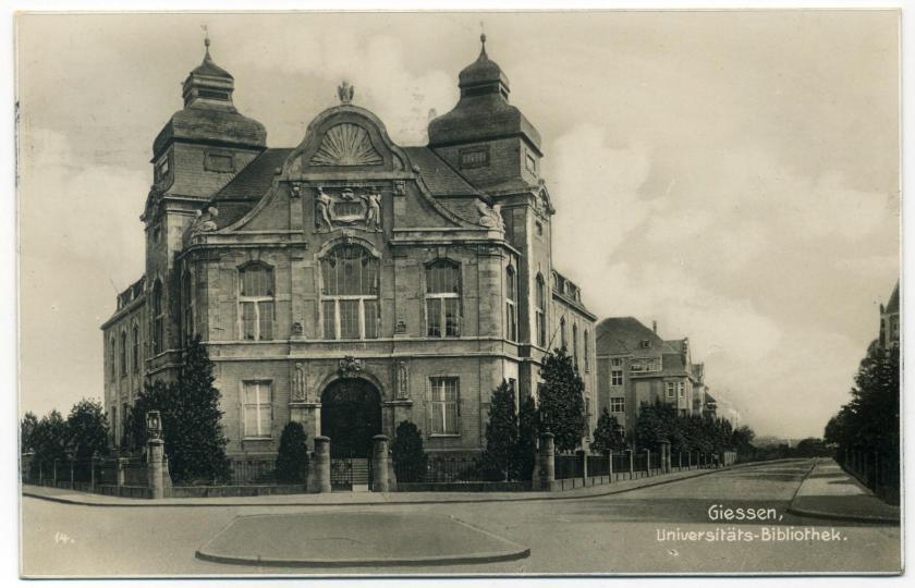 Gießen: Universitätsbibliothek