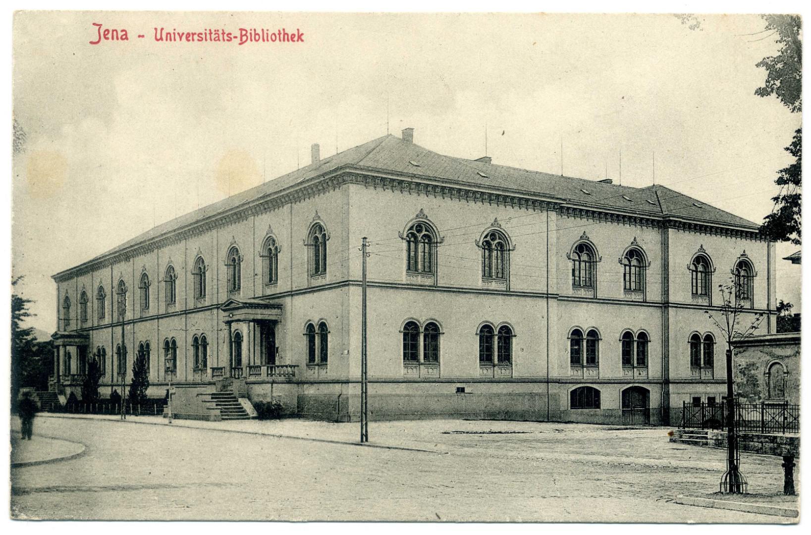 Jena: Universitätsbibliothek