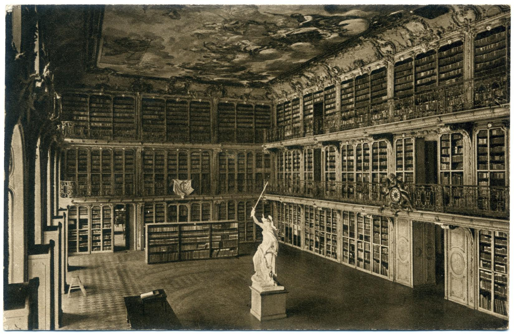 Schloss Mannheim: Schlossbibliothek