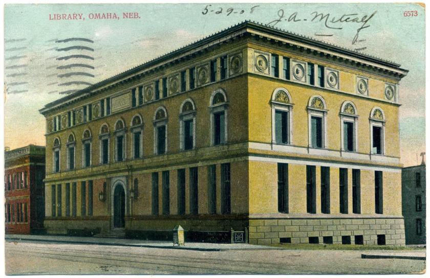 Omaha: Public Library