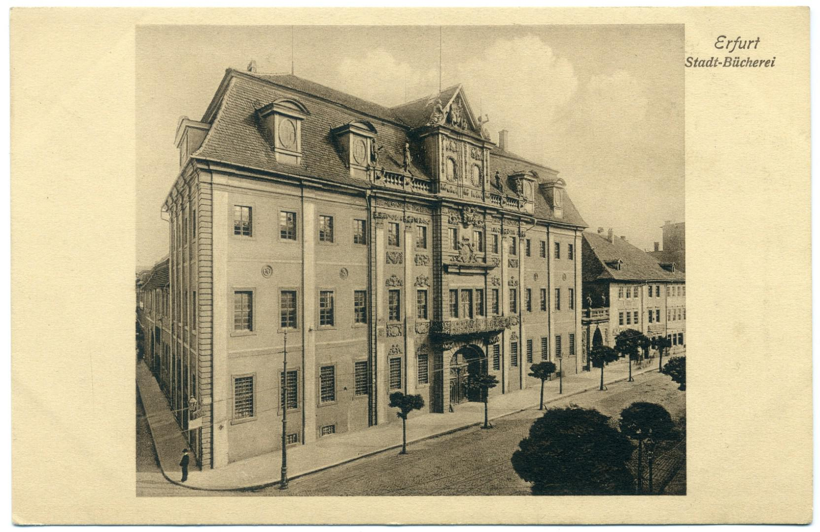 Stadtbücherei Erfurt - Erfurter Waage