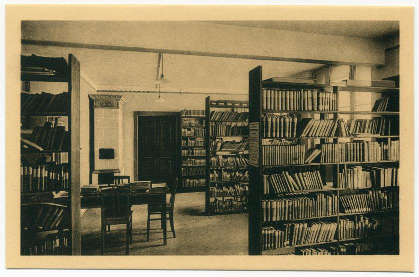 Potsdam Lyzeum Bibliothek