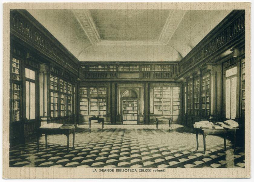 Biblioteca, Seminario vescovile di Vicenza