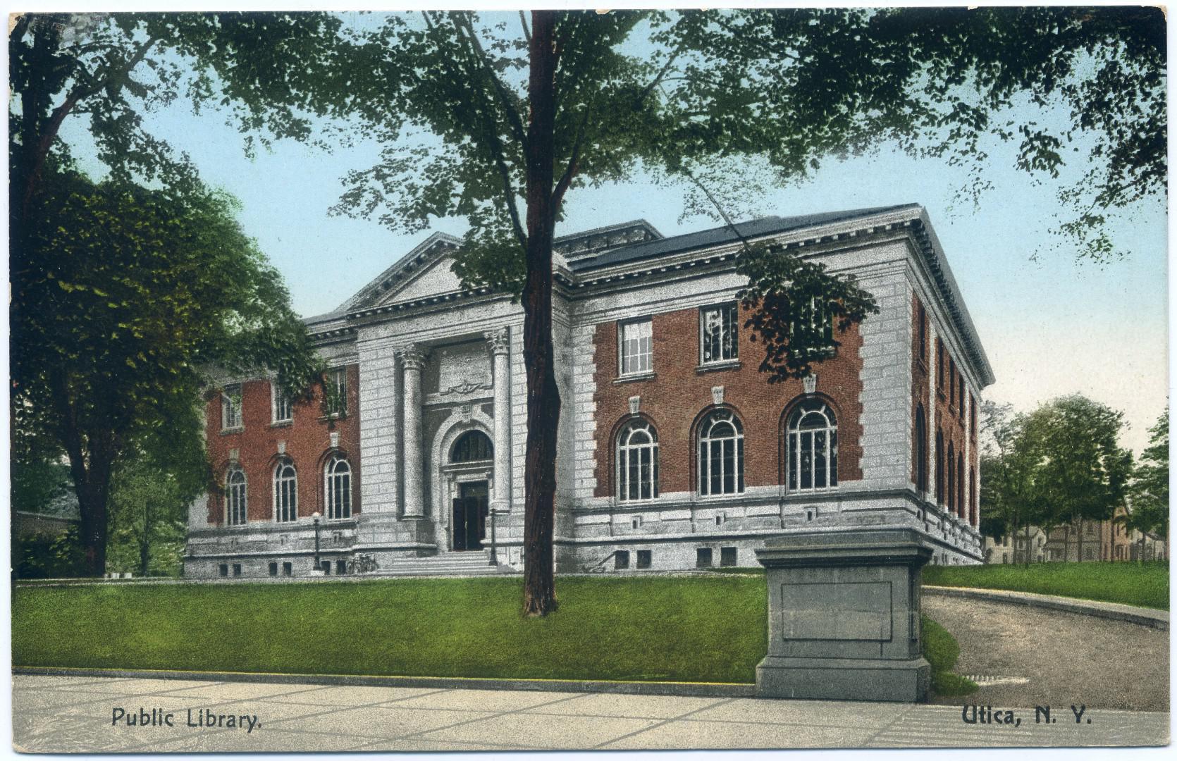 Utica Public Library