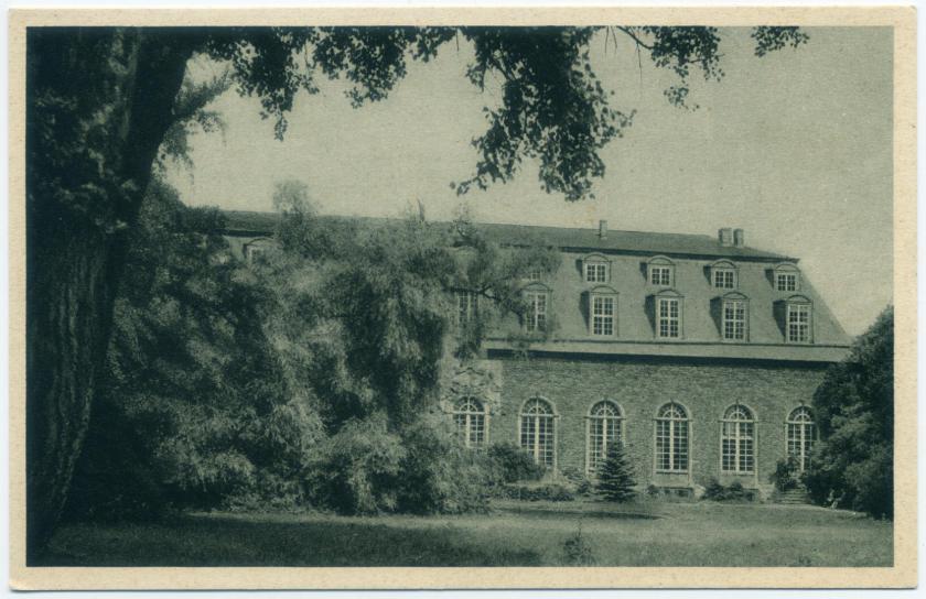 Wernigerode: Fürstlich Stolbergische Bibliothek (Orangerie)