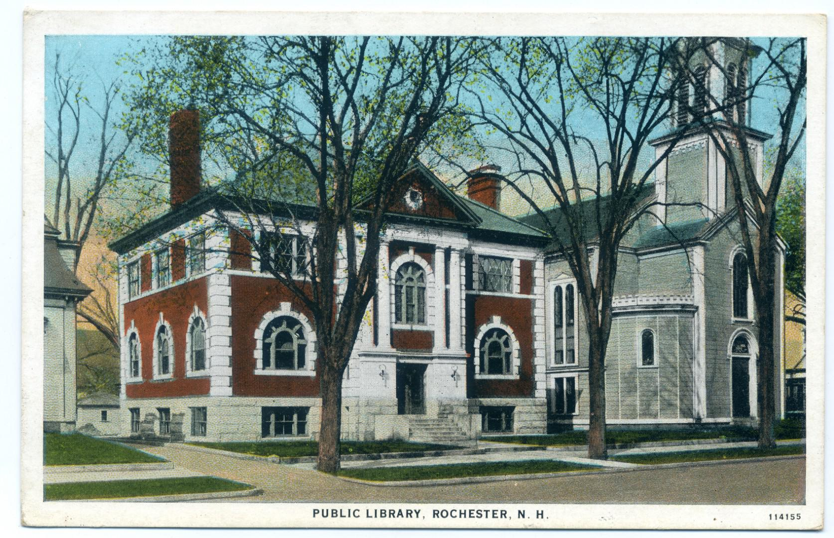 Rochester (New Hampshire): Public Library