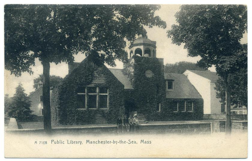 Manchester-by-the-Sea: Public Library