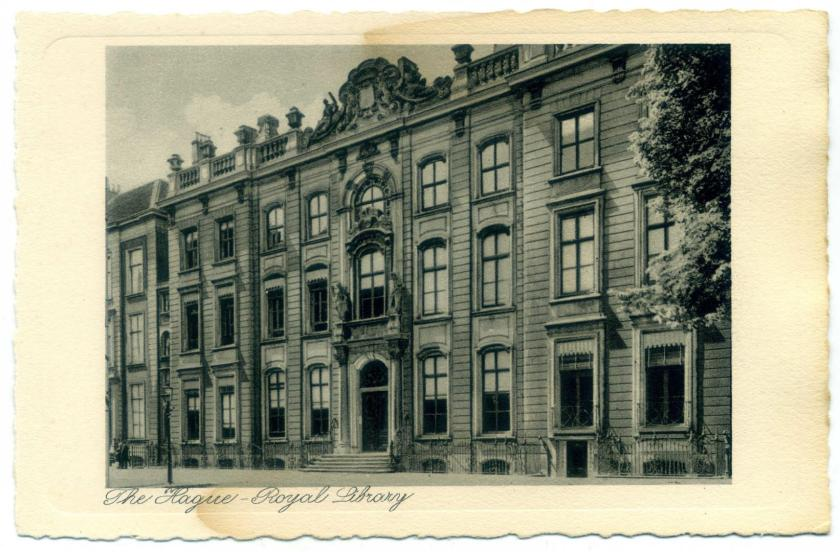 Den Haag: Königliche Bibliothek der Niederlande (Huis Huguetan)