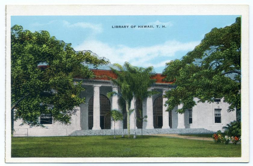 Honolulu: Hawaii State Library