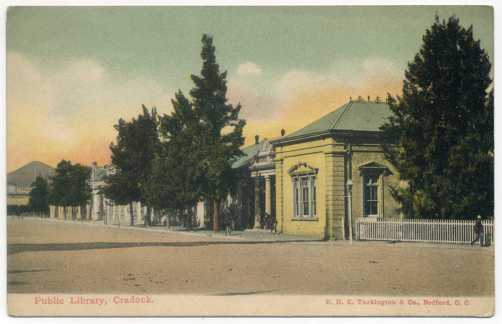 South Africa Cradock Public Library