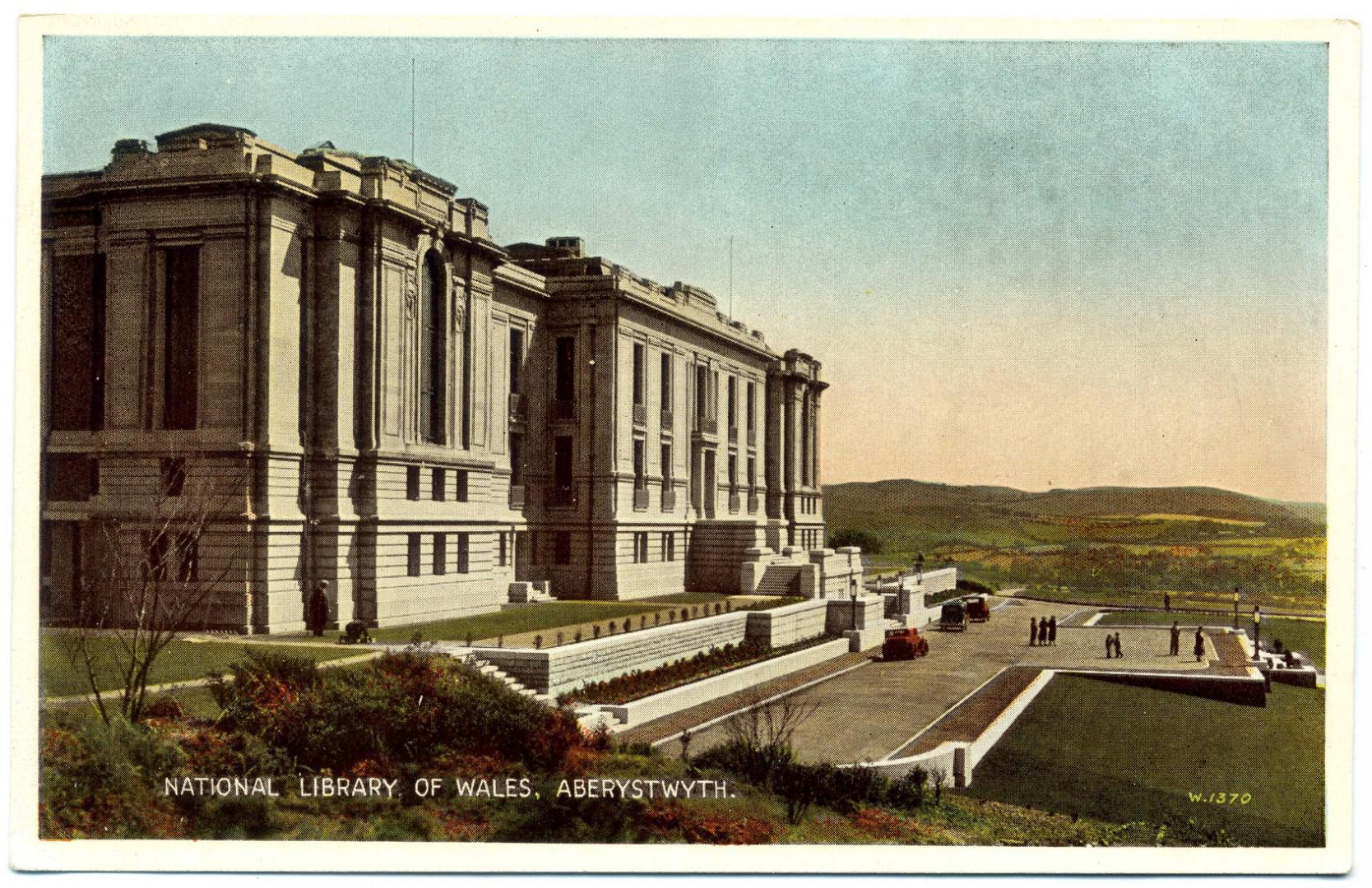 Aberystwyth: National Library of Wales
