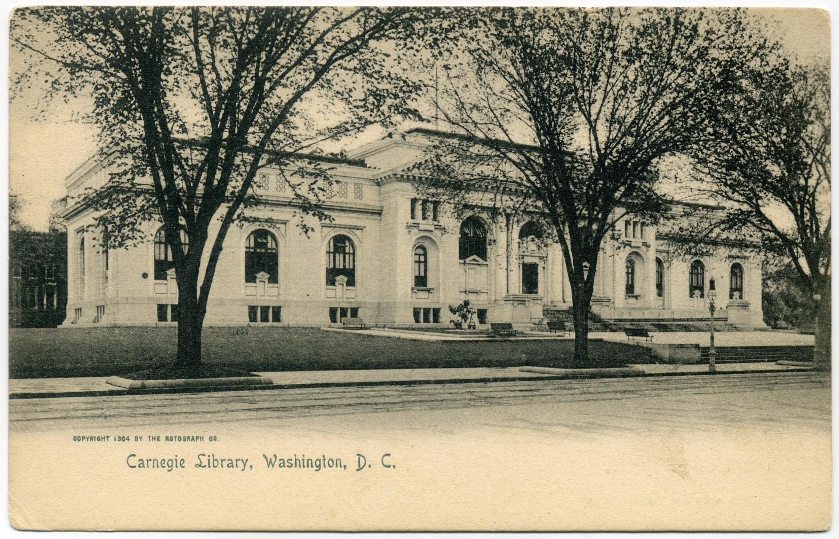 Washington D.C.: Carnegie Library