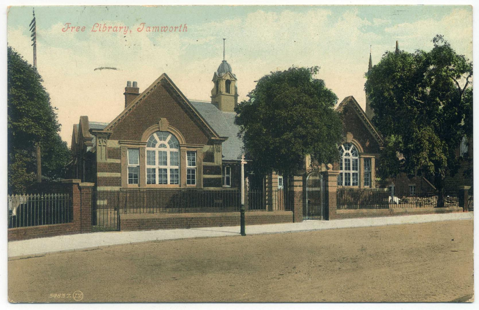 Tamworth Free Library (Carnegie Library)