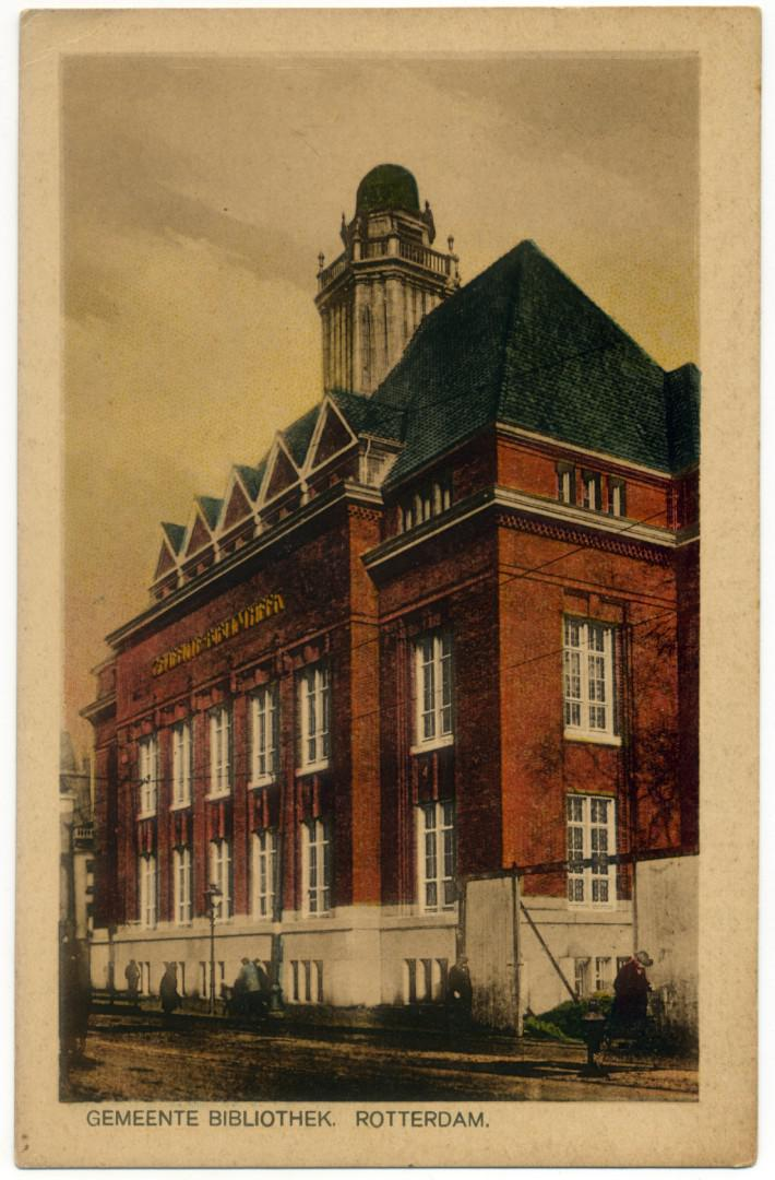 Rotterdam: Gemeentebibliotheek (1924)