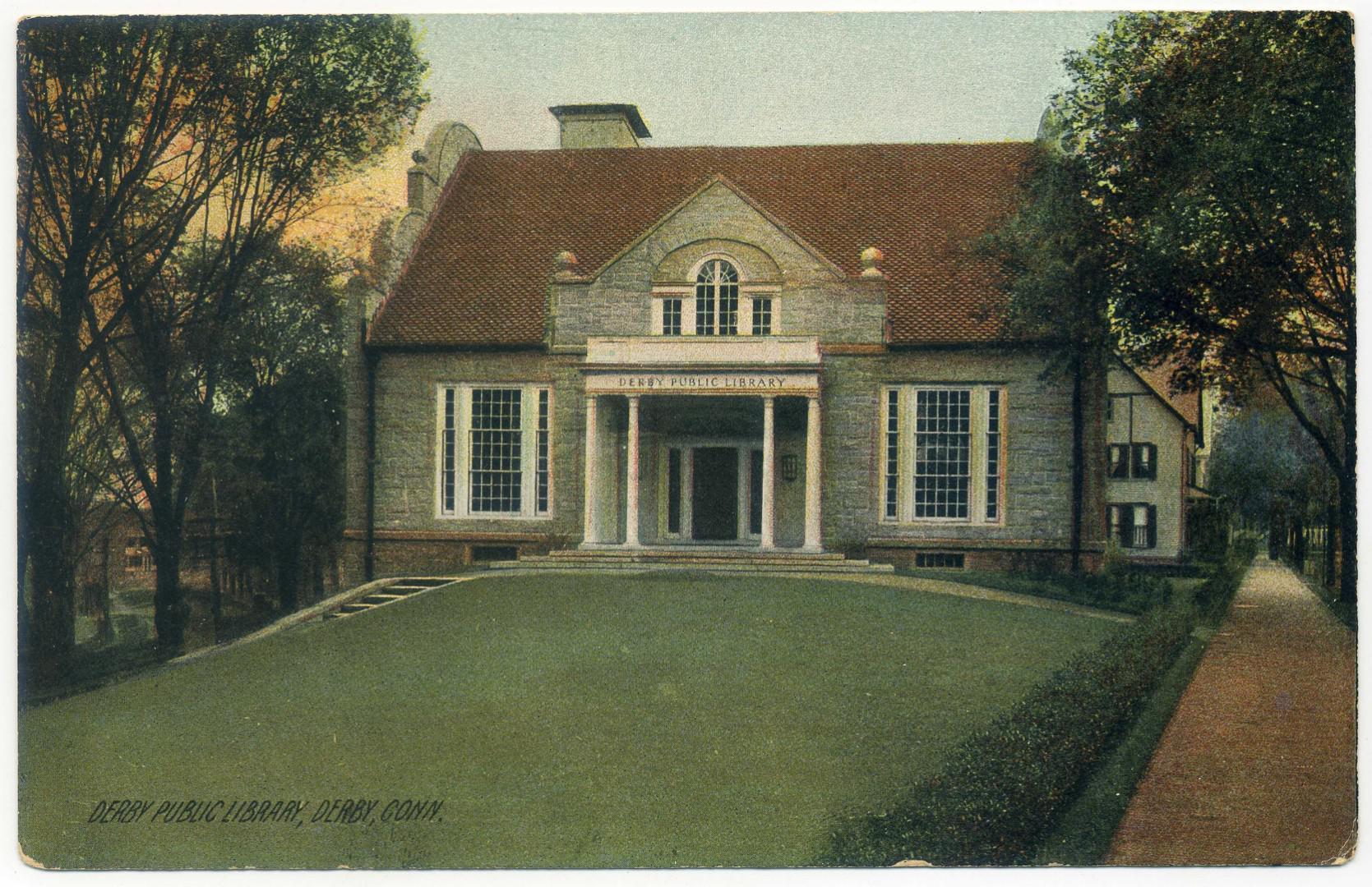 Derby (Connecticut): Public Library