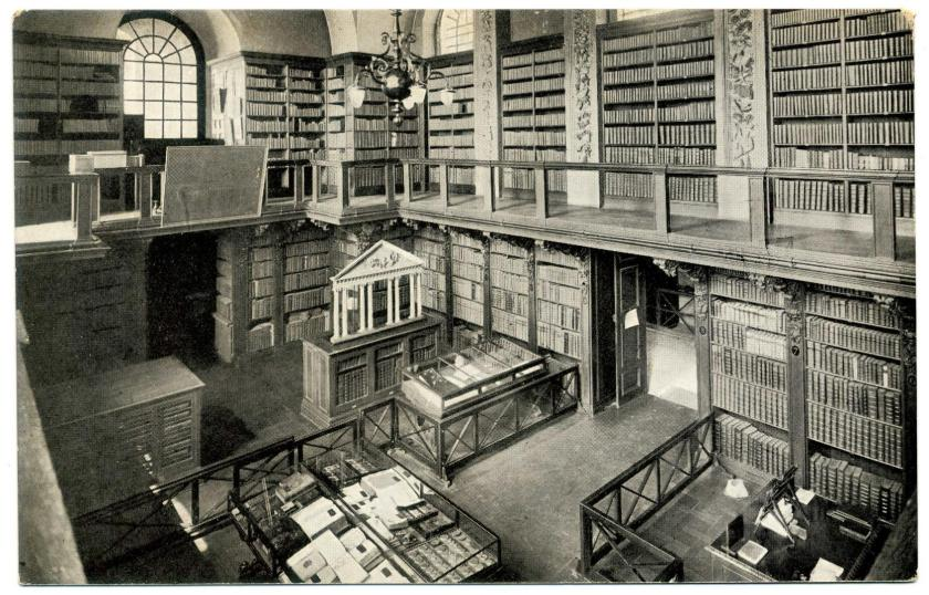 London: St Paul's Cathedral, Library of Dean and Chapter