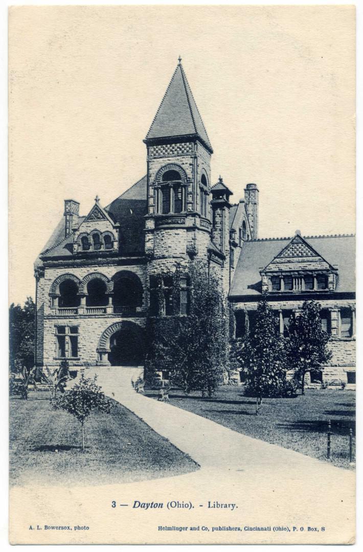Dayton (Ohio): Public Library