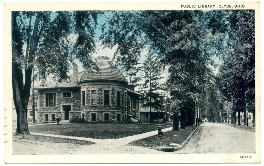 Clyde (Ohio): Carnegie Library