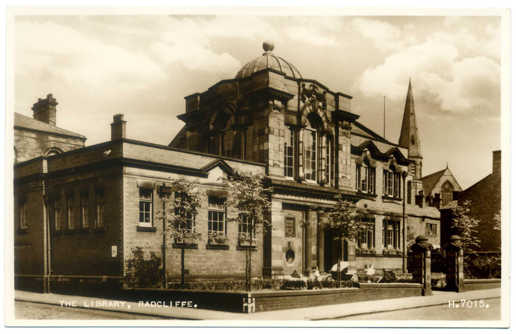Radcliffe: Public Library