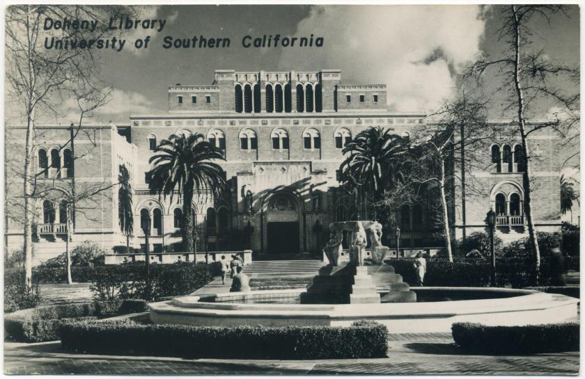Los Angeles: University of Southern California - Doheny Library