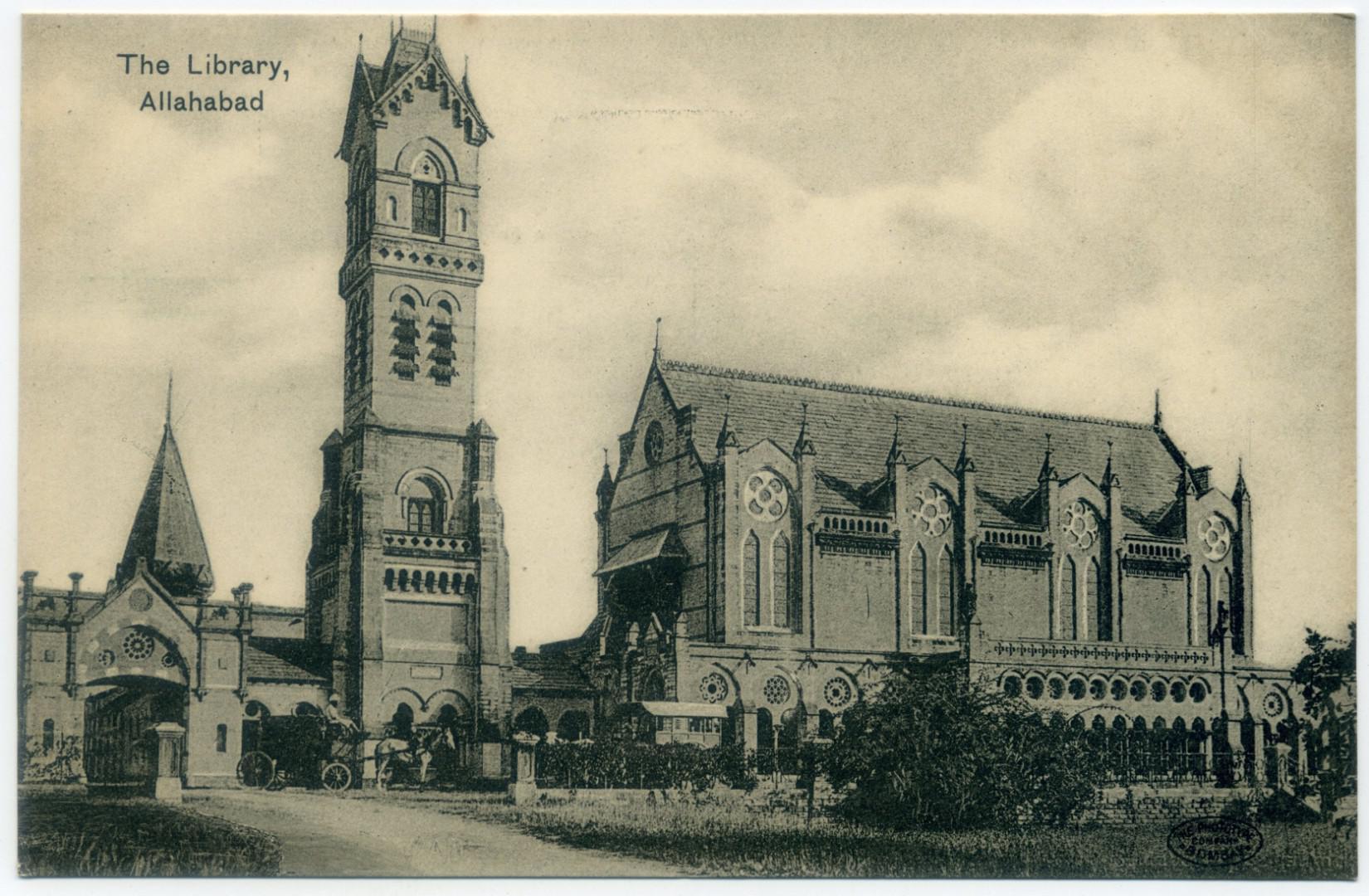 Allahabad): Public Library