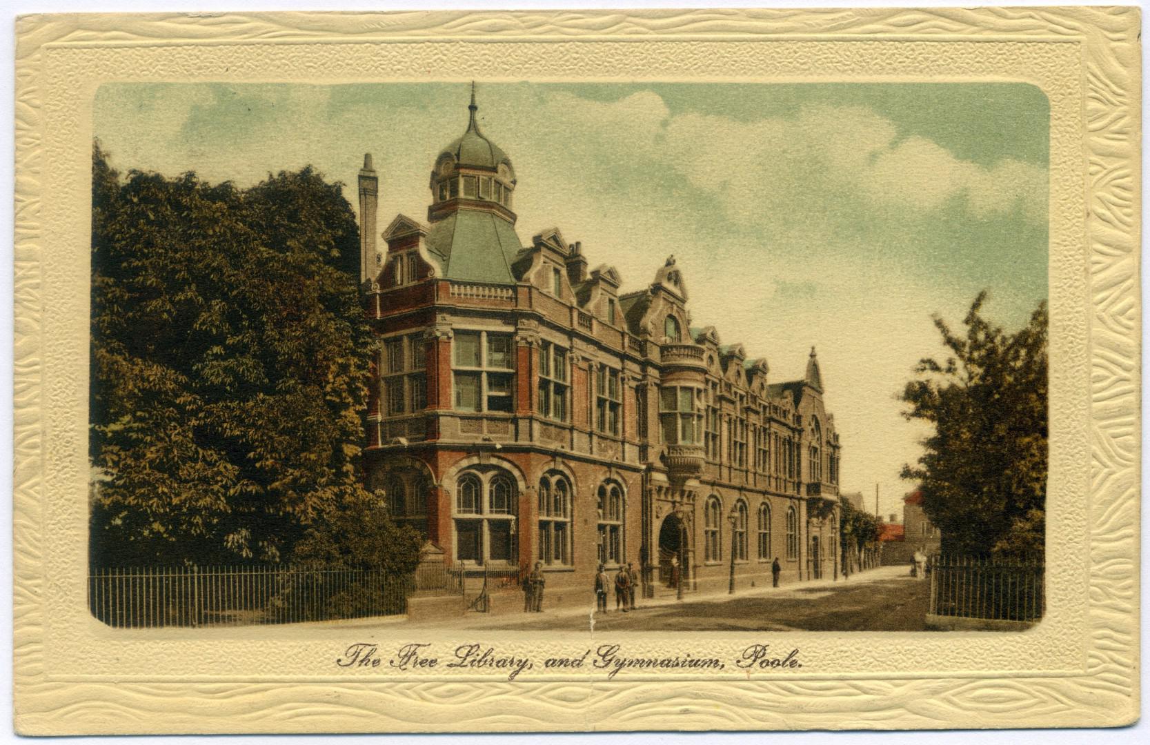 Poole (Dorset): Norton Free Library