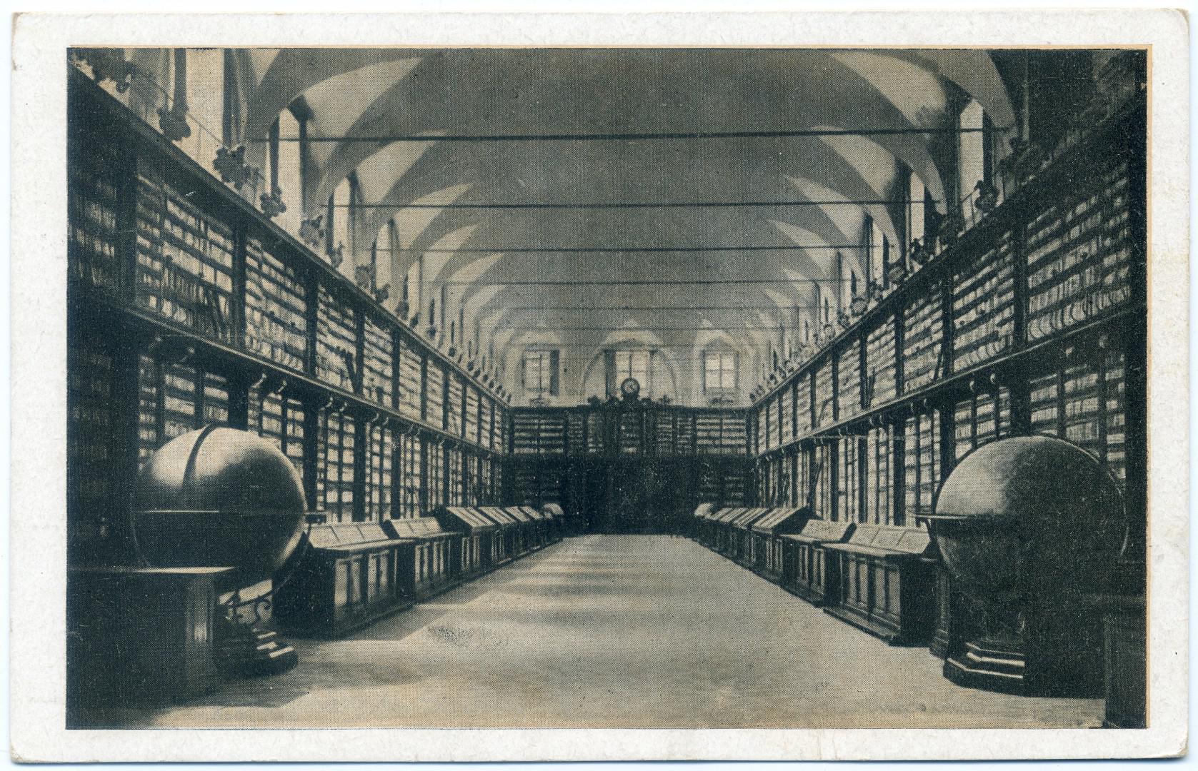 Rom: Biblioteca Casanatense