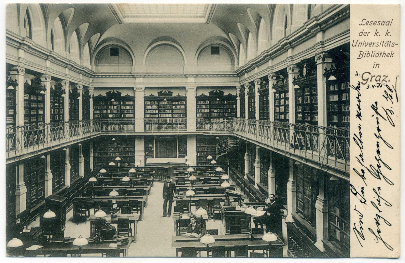 Graz Universitätsbibliothek