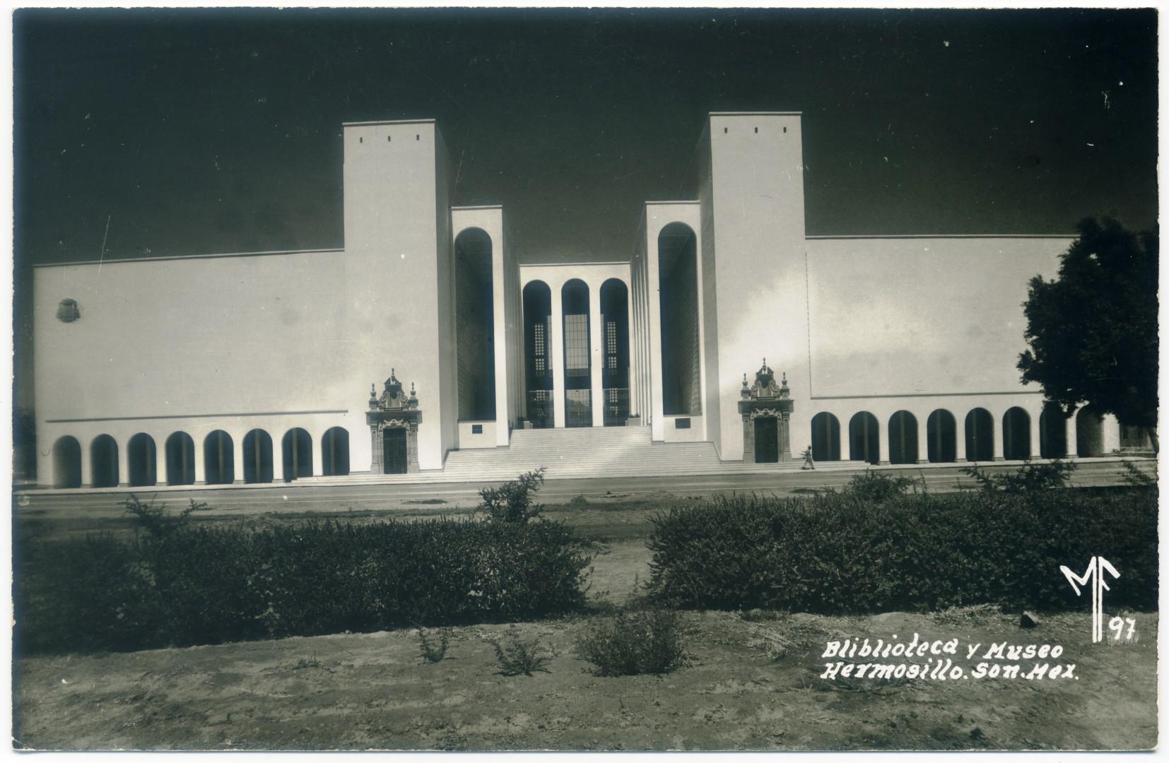 Hermosillo: Museo y Biblioteca de la Universidad de Sonora