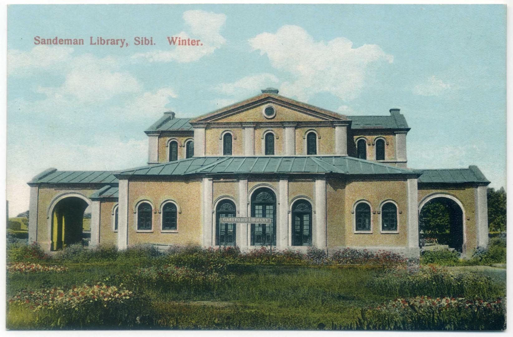 Sibi Gaisford Library