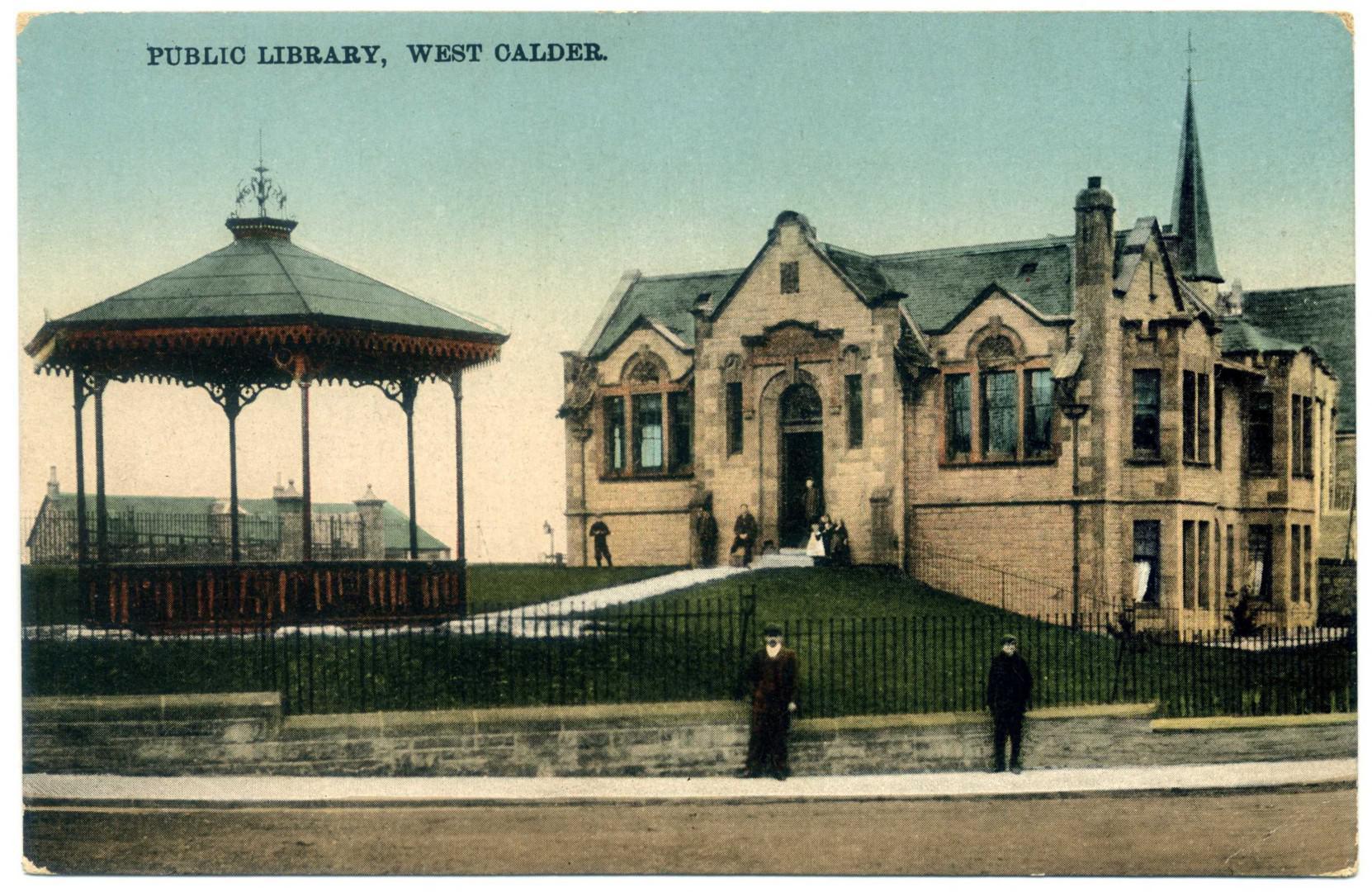 West Calder Public Library