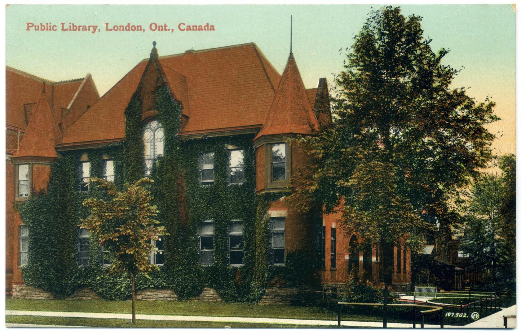 London Ontario Public Library