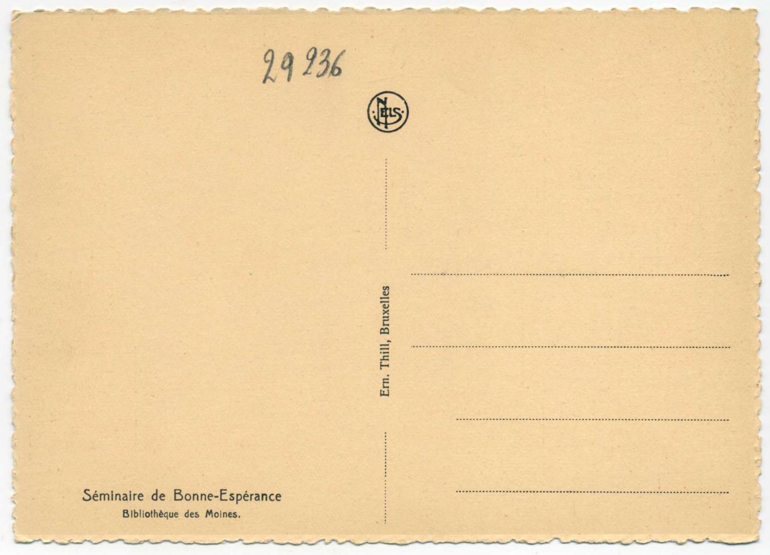 Abbaye de Bonne-Esperance r