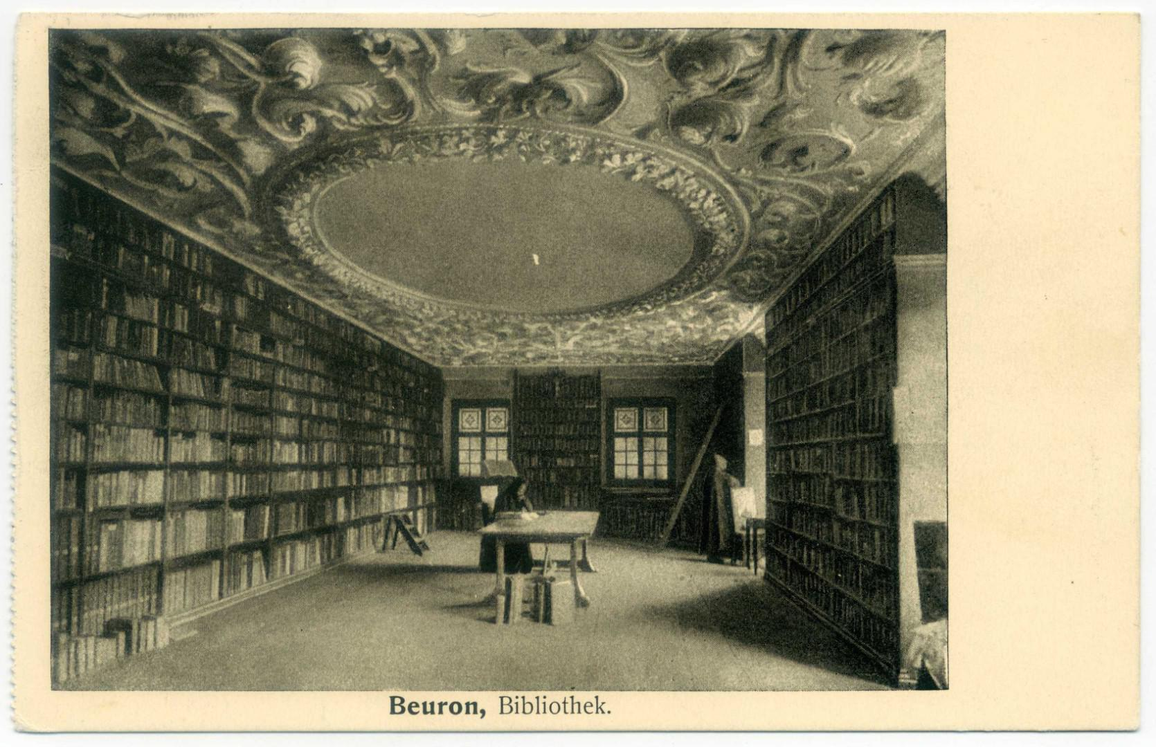 Erzabtei Beuron Bibliothek